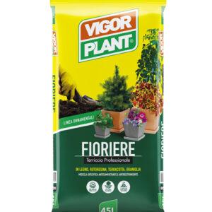 Terriccio professionale per fioriere VigorPlant