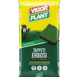 Terriccio professionale per tappeti erbosi VigorPlant