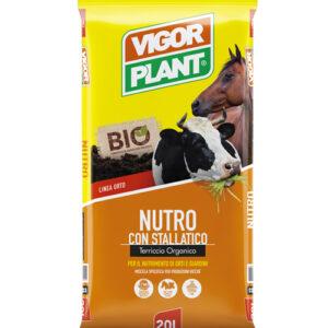 Terriccio organico VigorPlant